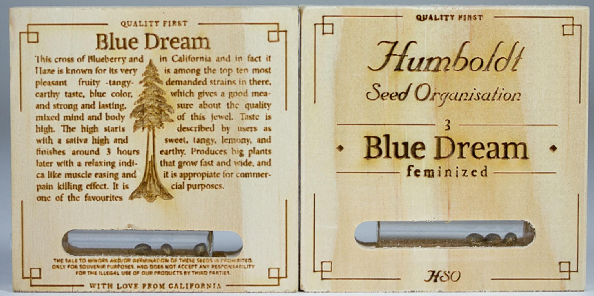HSO Packaging (Photo Gallery) - Humboldt Seeds UK