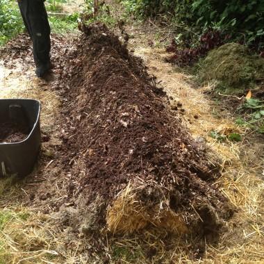 Élaboration de compost